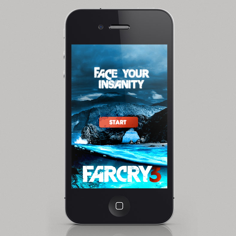 Far Cry 3 — Face your insanity