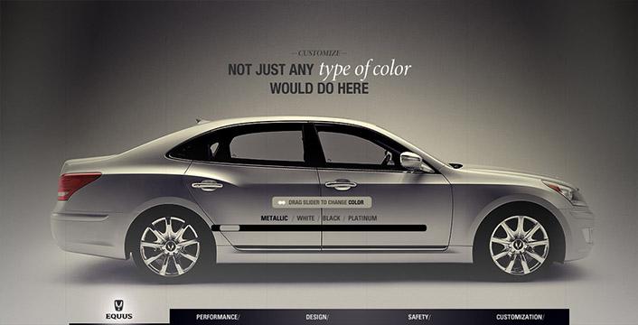 Hyundai — Equus