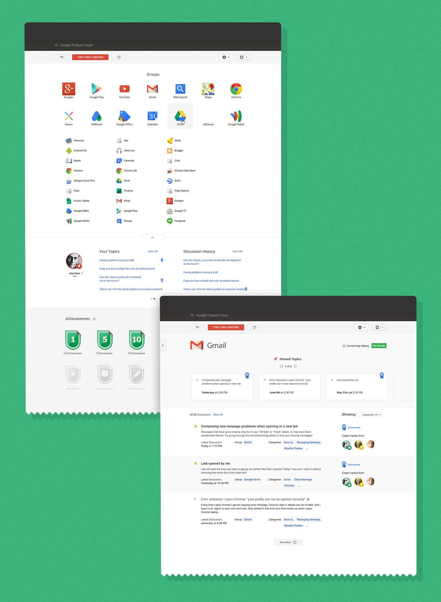 Google — Groups