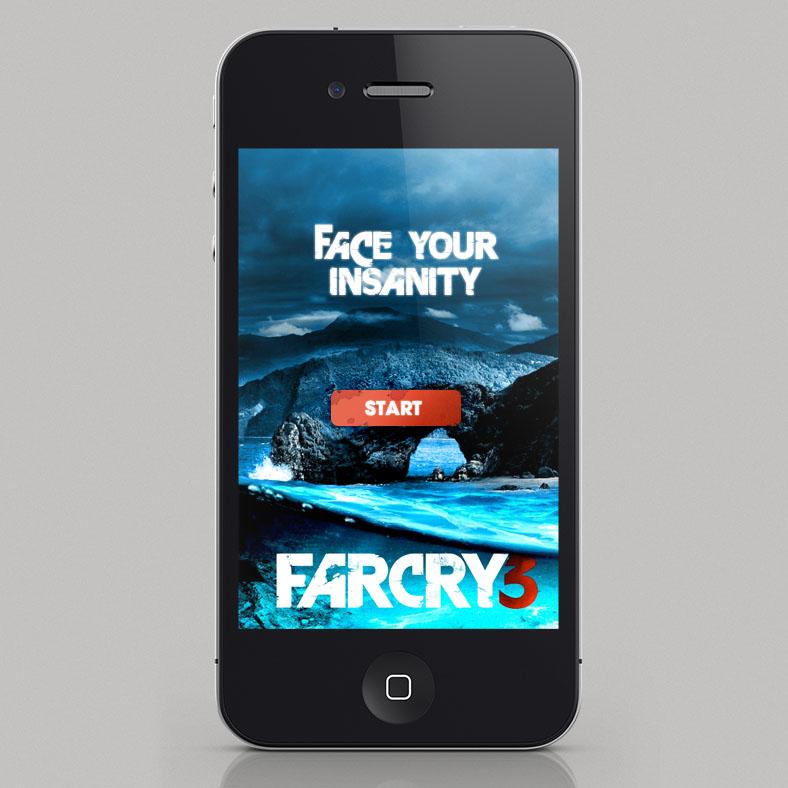 Far Cry 3 — Face your insanity
