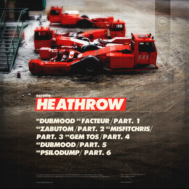 DA — 014: Heathrow